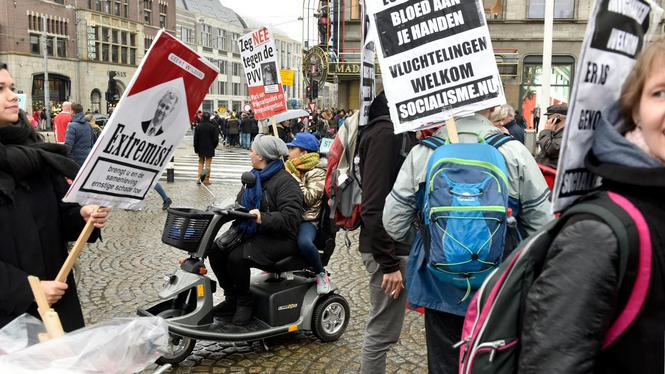 PvdA en SP: geen protest tegen 'racisten in de raad'