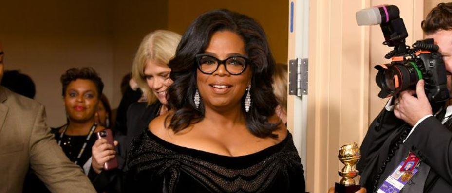 President worden, dat zou Oprah best kunnen