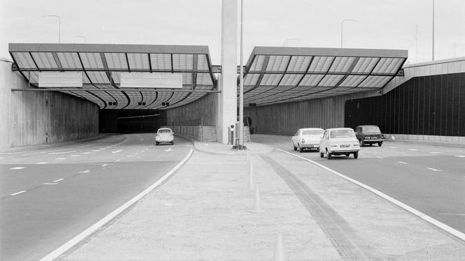 50 jaar IJtunnel: niet sexy, wel supernuttig