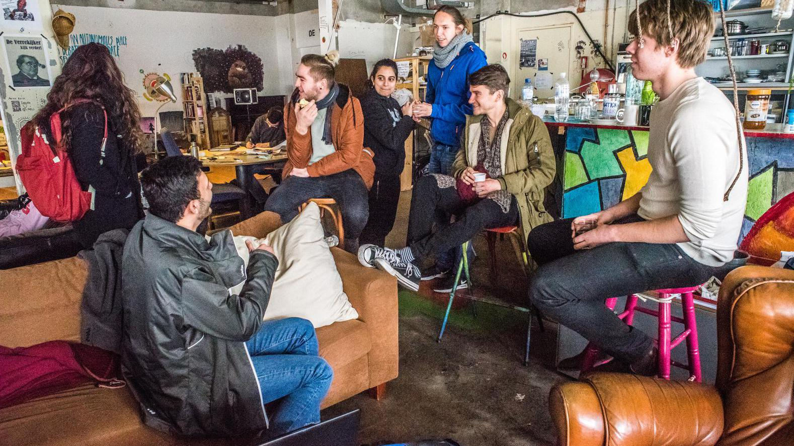 Studenten achter De Verrekijker: 'We zijn geen recalcitrante pubers'