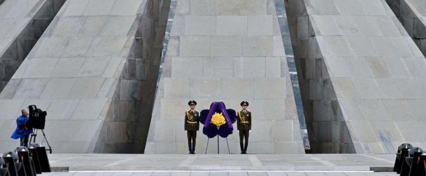 Nederlandse minister bij Armeense genocideherdenking brengt Turken niet van hun stuk