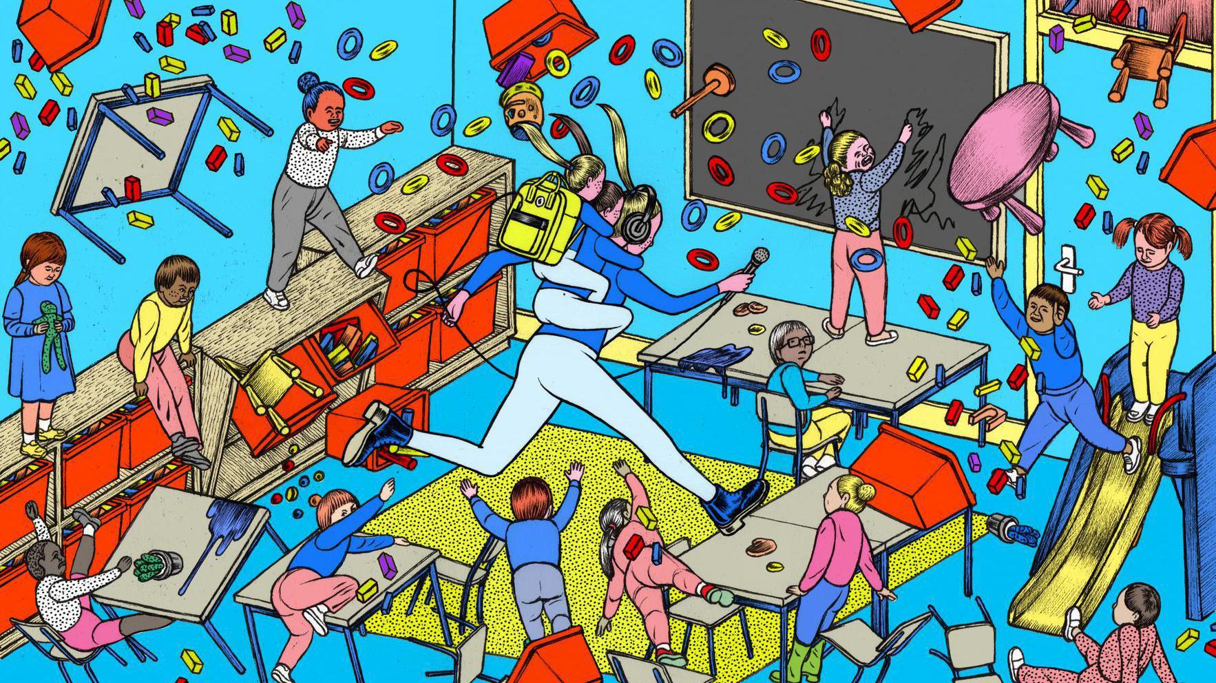 Podcast over kleuteronderwijs: schiet het Nederlandse onderwijssysteem tekort?