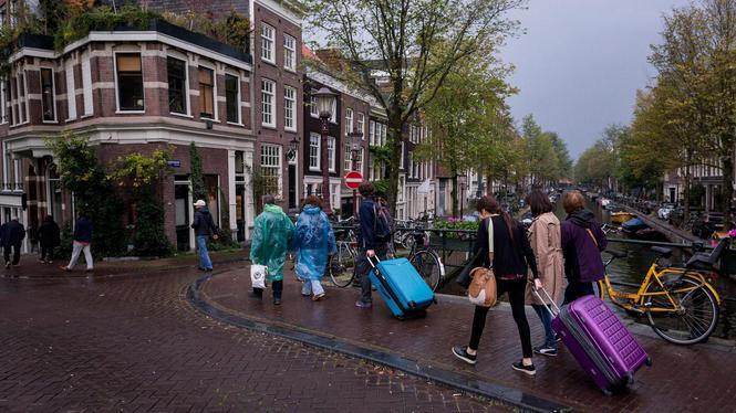 'Gun Amsterdammers die 60 nachten Airbnb'