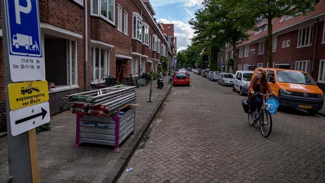 Plan tegen vrijhouden lege parkeervakken