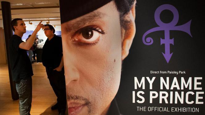 Prince in de Beurs van Berlage: Dichter bij kan niet meer