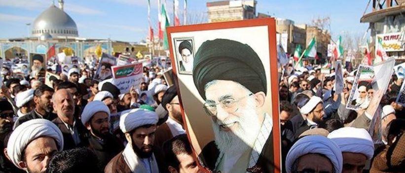 'Executeer de oproerkraaiers in Iran'