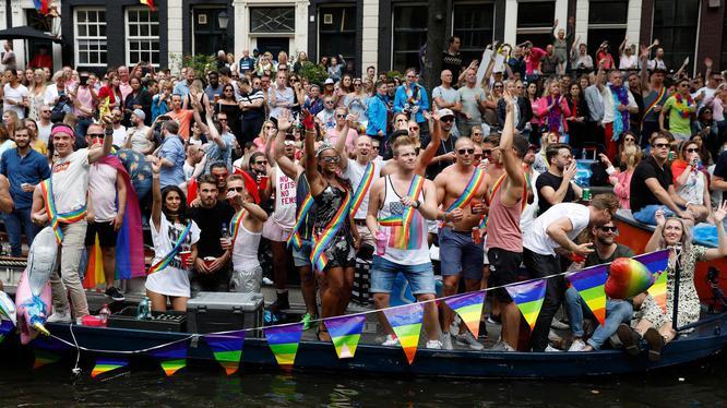 Amsterdam niet meer beste stad om te wonen als millennial