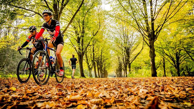 Nieuwe en opgeknapte fietspaden rond Amsterdam
