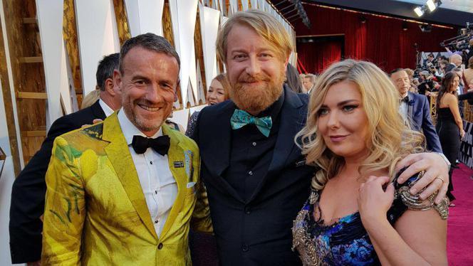 Axel Rüger bij de Oscars: 'Van Gogh leerde ons: kunst kan troost bieden'