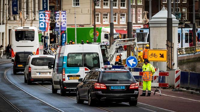 Binnenstad straks praktisch onpasseerbaar voor auto's