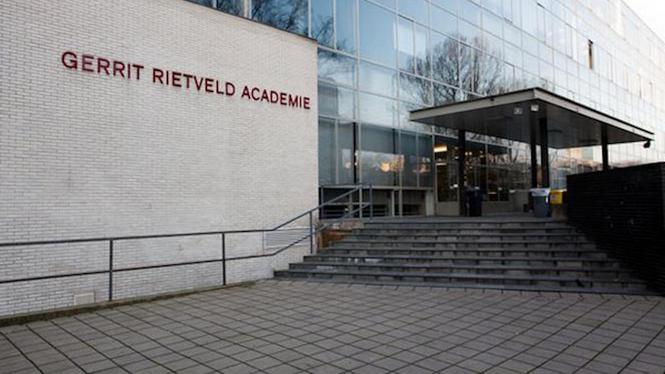 Bijeenkomst Gerrit Rietveld Academie geschrapt om racisme