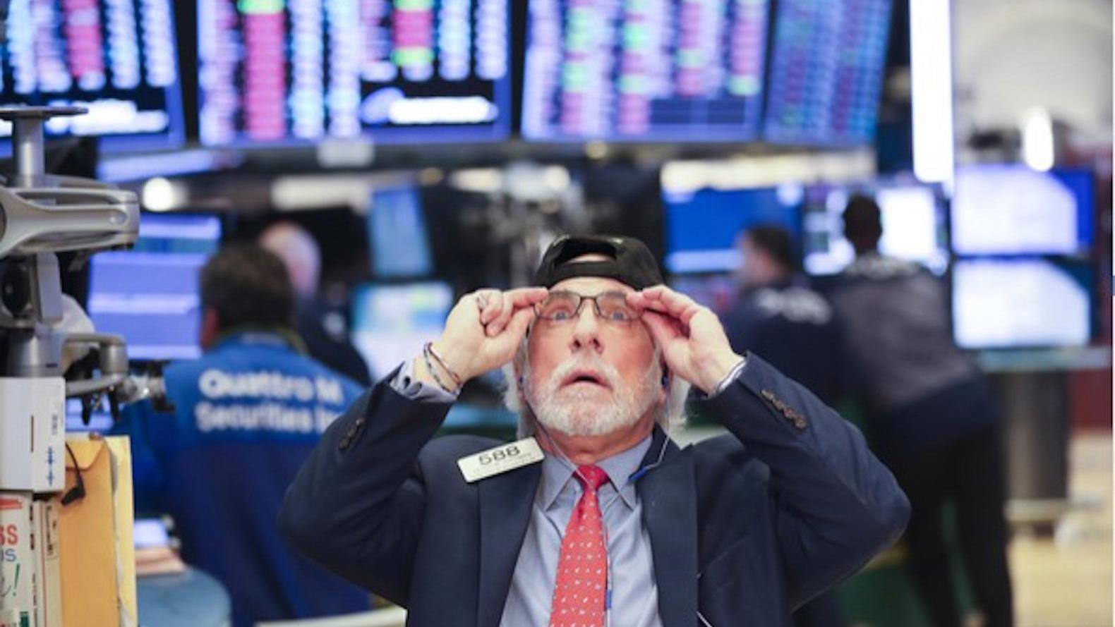 Is dit de opmaat tot een nieuwe beurscrisis?