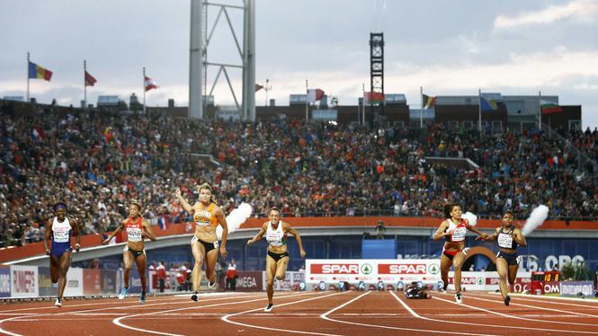 'Belachelijk: Olympisch Stadion wordt telkens weer beschadigd'