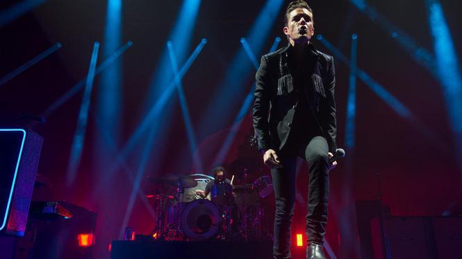 The Killers zorgen voor een dooie boel in de Ziggo Dome