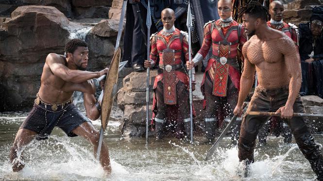 Black Panther bewijst: tijdperk van superhelden is toch niet dood