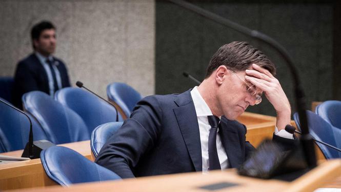 'Inschattingsfout' in zaak-Zijlstra schaadt premier Rutte