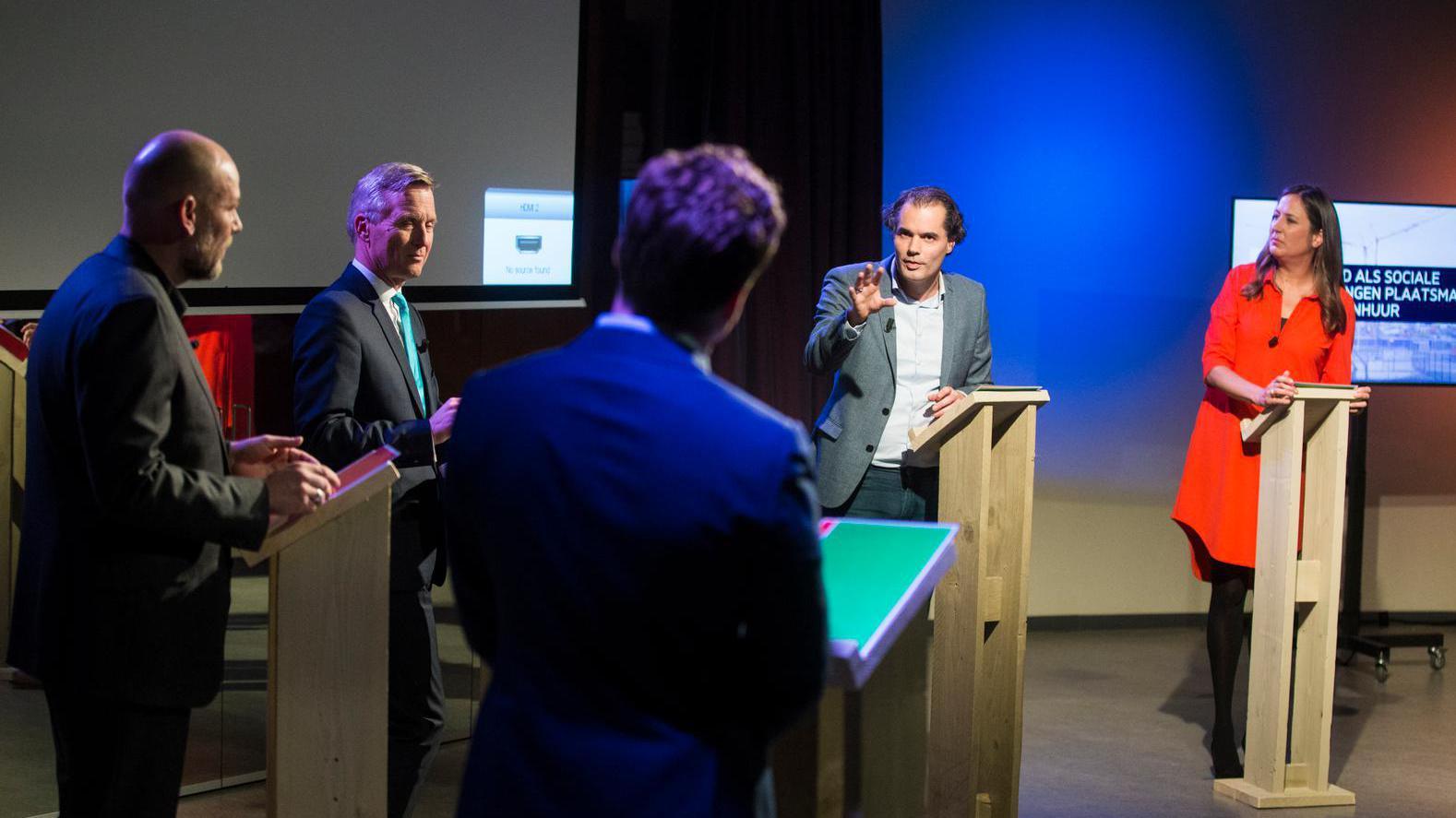 Hoe D66 in Amsterdam de nieuwe PvdA werd