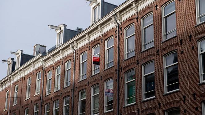 Huizen worden gekocht door beleggers. Is dat erg?