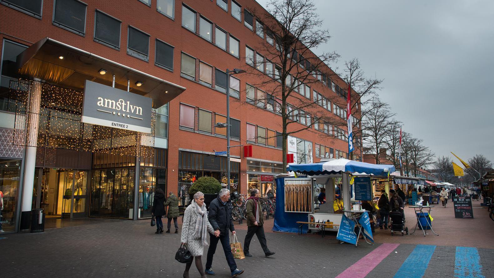 Stadshart Amstelveen voor 200 miljoen euro op de schop