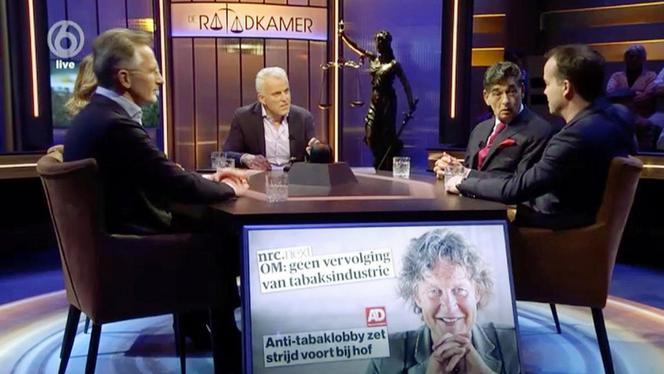 Peter R. de Vries vergist zich: De Raadkamer is geen VI