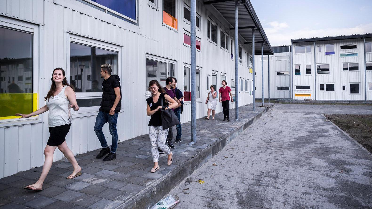 Amsterdam reserveert woningen voor jonge docenten