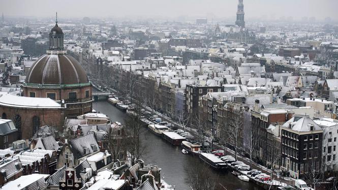 Landelijke partijleiders debatteren over toekomst van Amsterdam