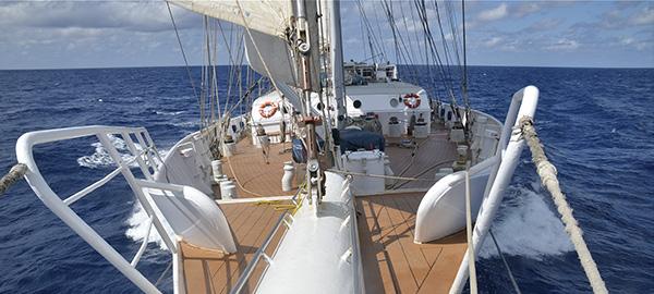 Beleef het avontuur van zeezeilen met De Eendracht