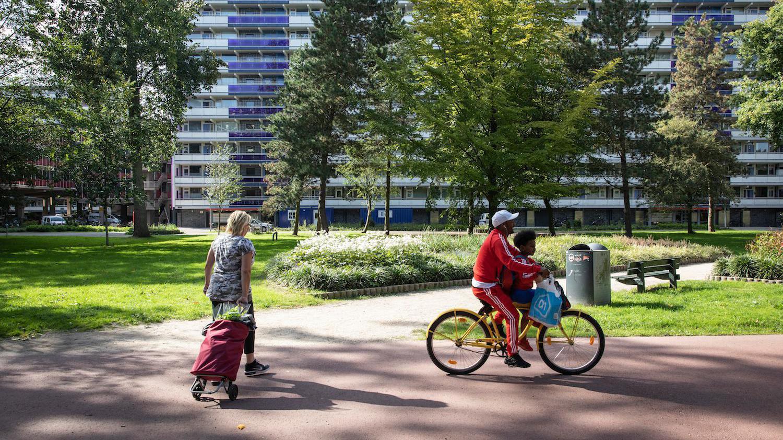 Bewoners willen nooit meer weg uit de Molenwijk