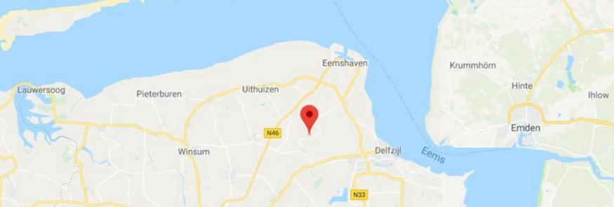 Zwaarste aardbeving sinds 2012 in Groningen