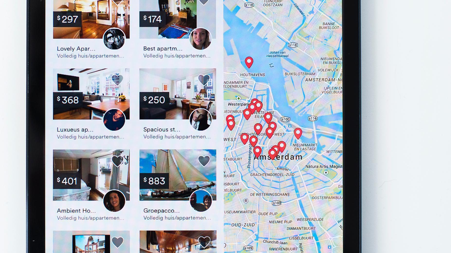 Steden vragen EU om meer inzicht in data Airbnb