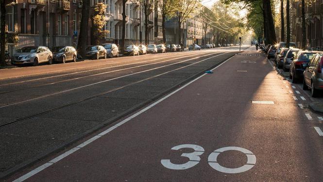 De fietsstraat is meer dan een straat voor fietsers