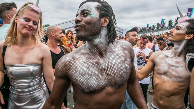 Geluidsbelasting Amsterdamse festivals live in te zien