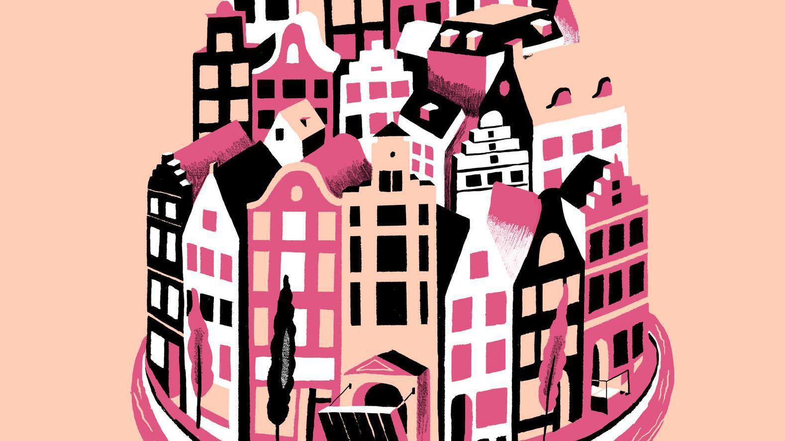 Huizenmarkt: open stad of Amsterdammers eerst?