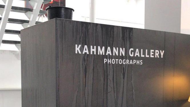 Tonnen aan waterschade bij Kahmann Gallery
