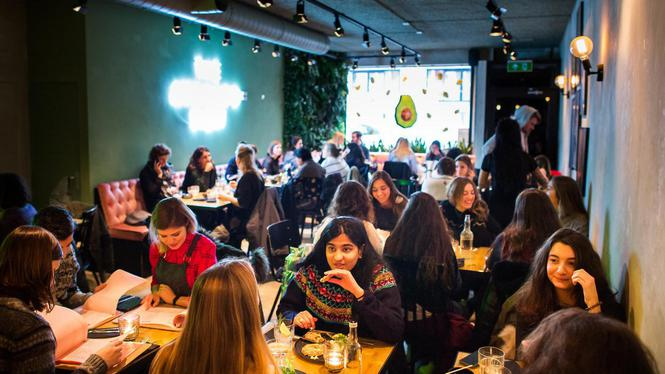 'Instagrammable goodness' bij The Avocado Show is niet slecht (6,5)