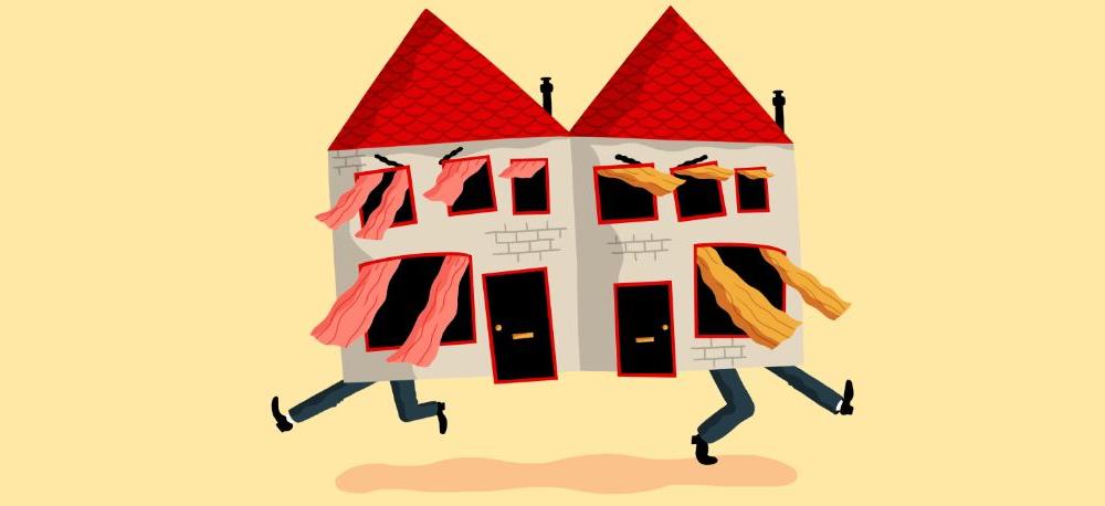'Ik wil mensen niet vertellen over mijn grote, dure huis'
