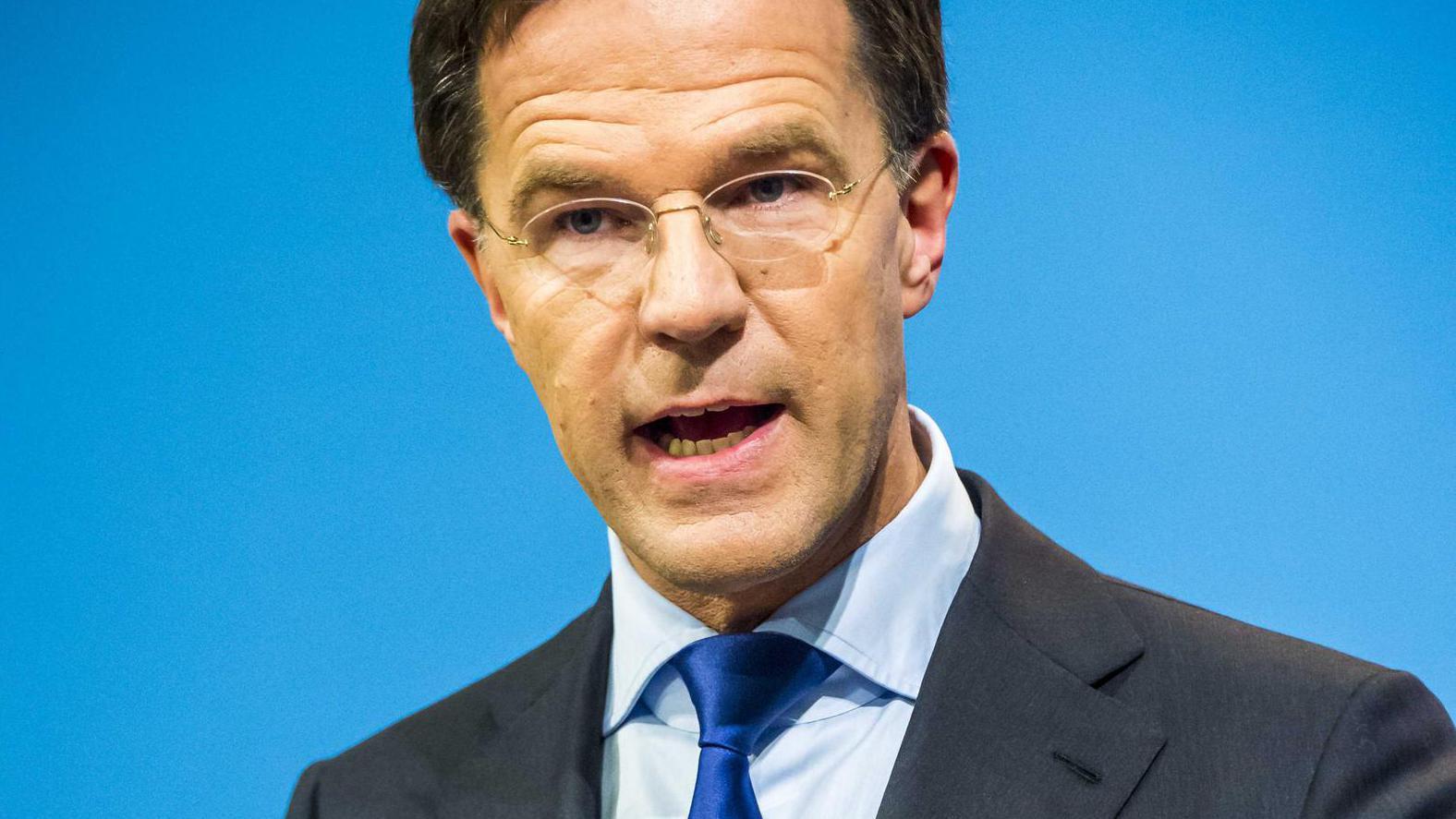 De affaire rond Halbe Zijlstra raakt ook premier Mark Rutte