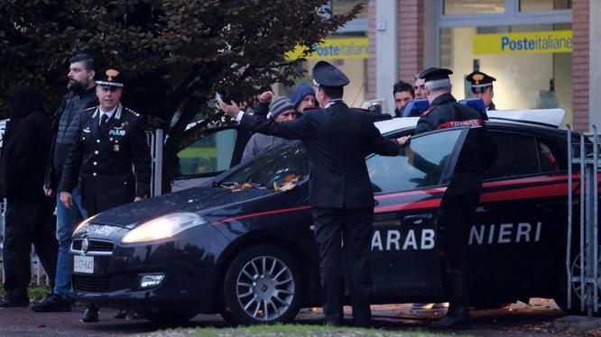 5 arrestaties bij actie tegen maffiaclan Ndrangheta