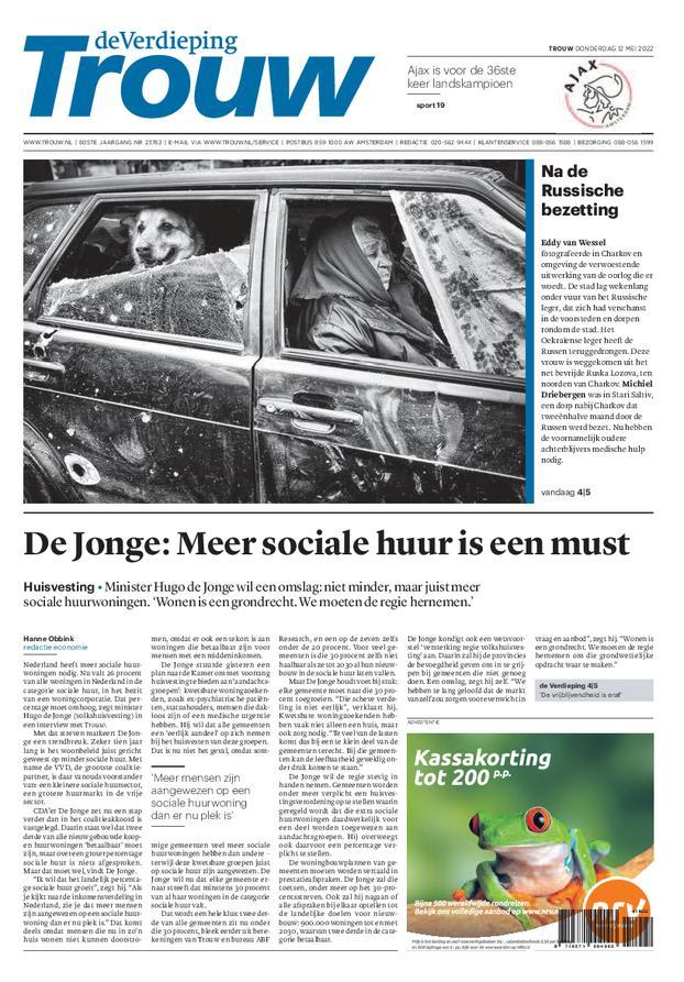 de krant van vandaag